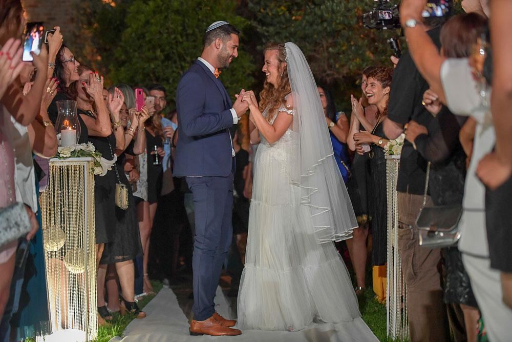 צילומים מיום החתונה