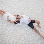 צילומי זוגיות בים המלח